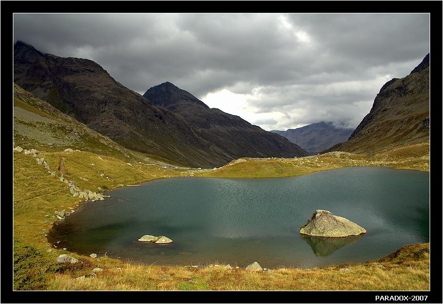 *  *   *Швейцария, Перевал Юлиер (Julier pass). Высота 2284 m. Известен со времен древних римлян. *  *   *
