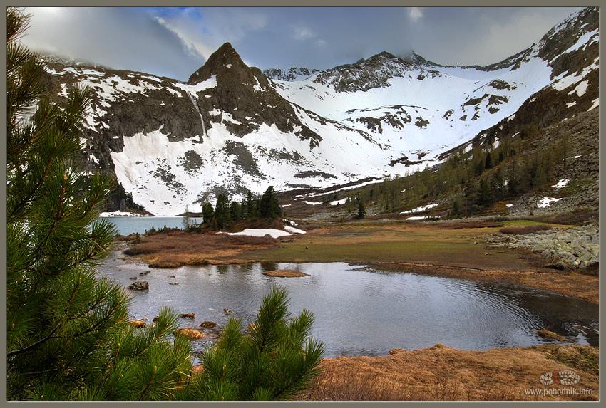 Горный Алтай, июнь-2007, Мульта. Приглашаю в горные фото-походы. Подробности на http://pohodnik.info