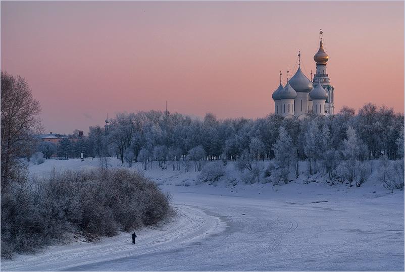 г. Вологда, январь 2008 г.* * * С РОЖДЕСТВОМ! * * *
