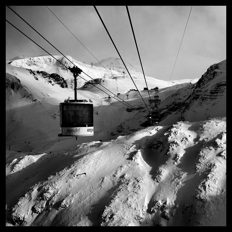 Альпы. Франция.