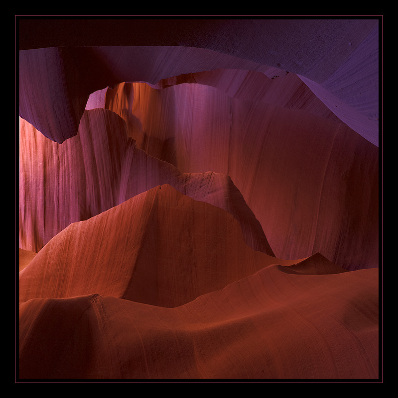 Lower Antelope Slot Canyon, Arizona, USA, больше о месте читайте у меня в журнале http://vvp-tm.livejournal.com/223077.html