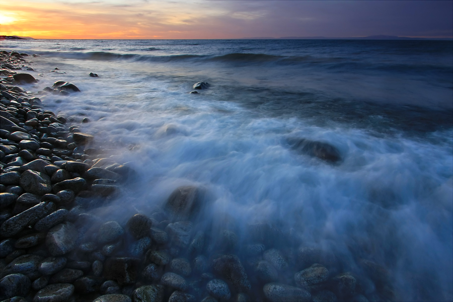 Байкал Сибирь Бурятия вода волна волны