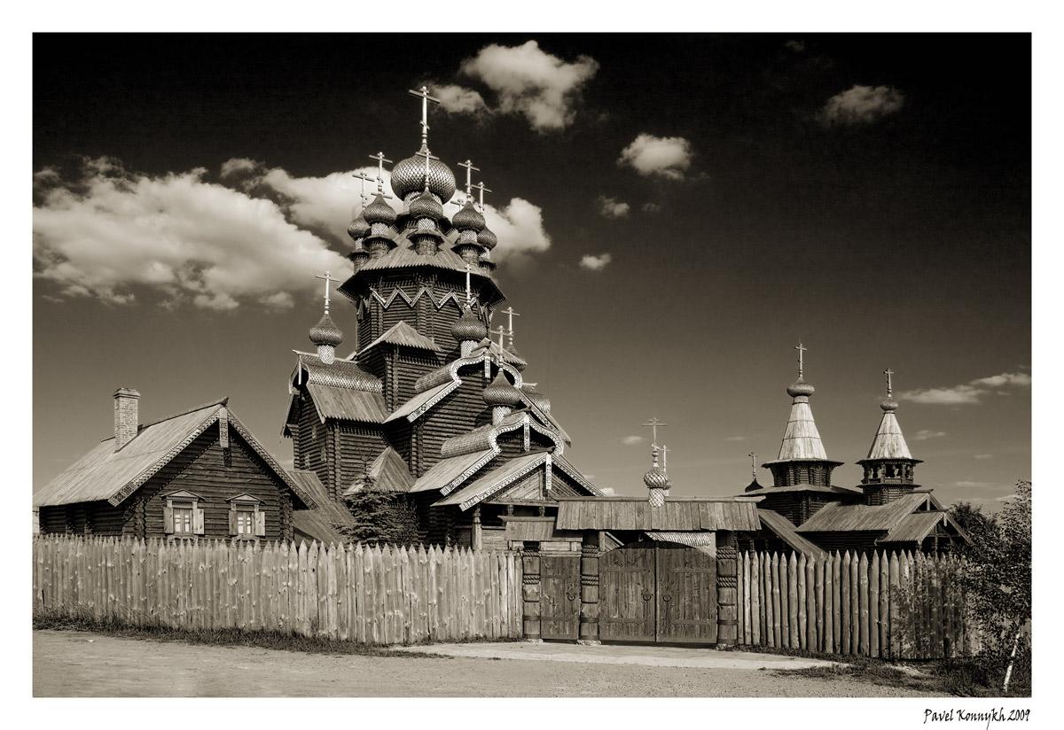 Славяногорс, Свято-Успенская лавра 2009