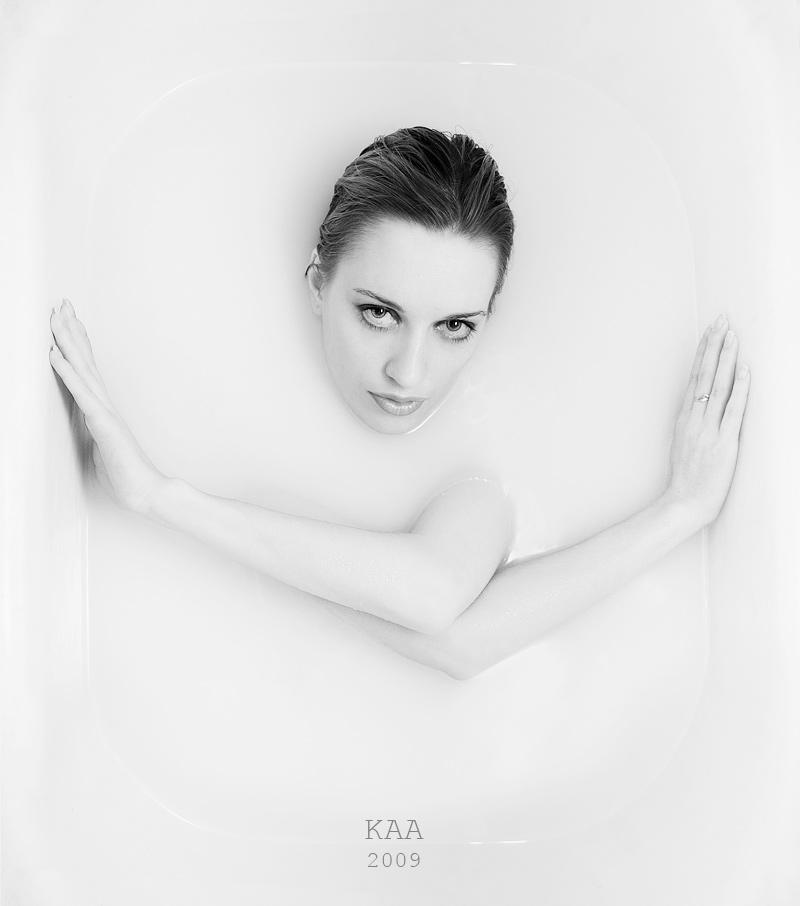 модель: Ксения Аникеенко