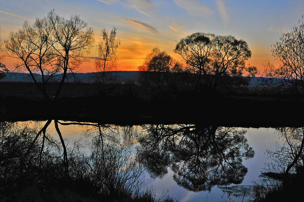 Закат,Природа,Пейзаж,Alex Yakon