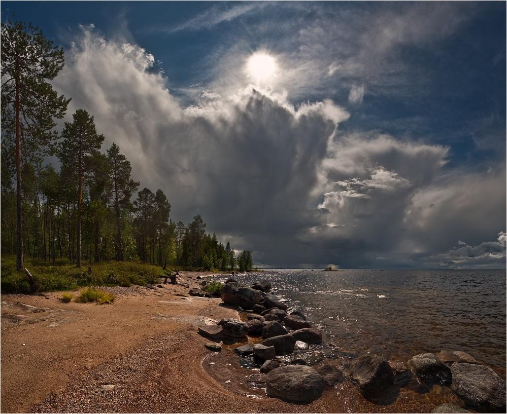 Северная Карелия, Топозеро