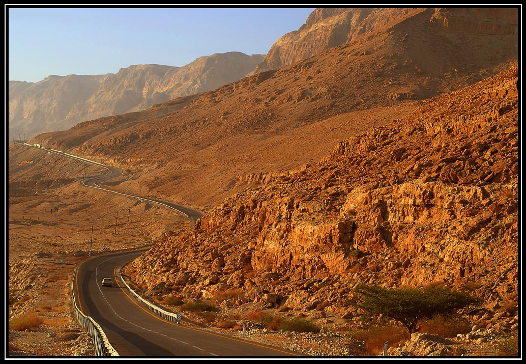У самого Мертвого моря