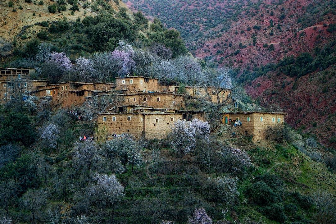 Марокко, Высокий Атлас