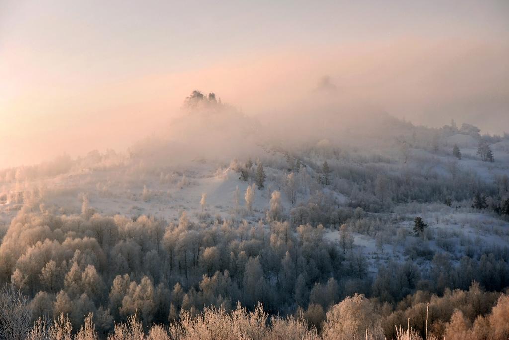 Зимобор - Зиме приговор....Сретенье, зима, весна