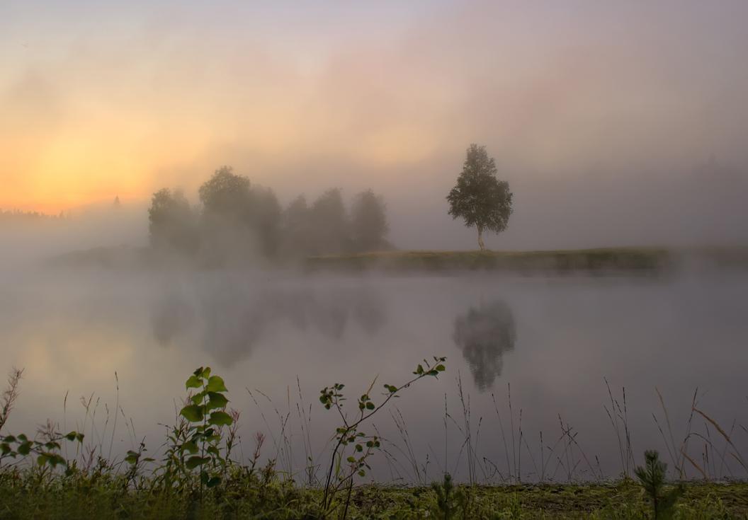 Карелия, река Чирка-Кемь