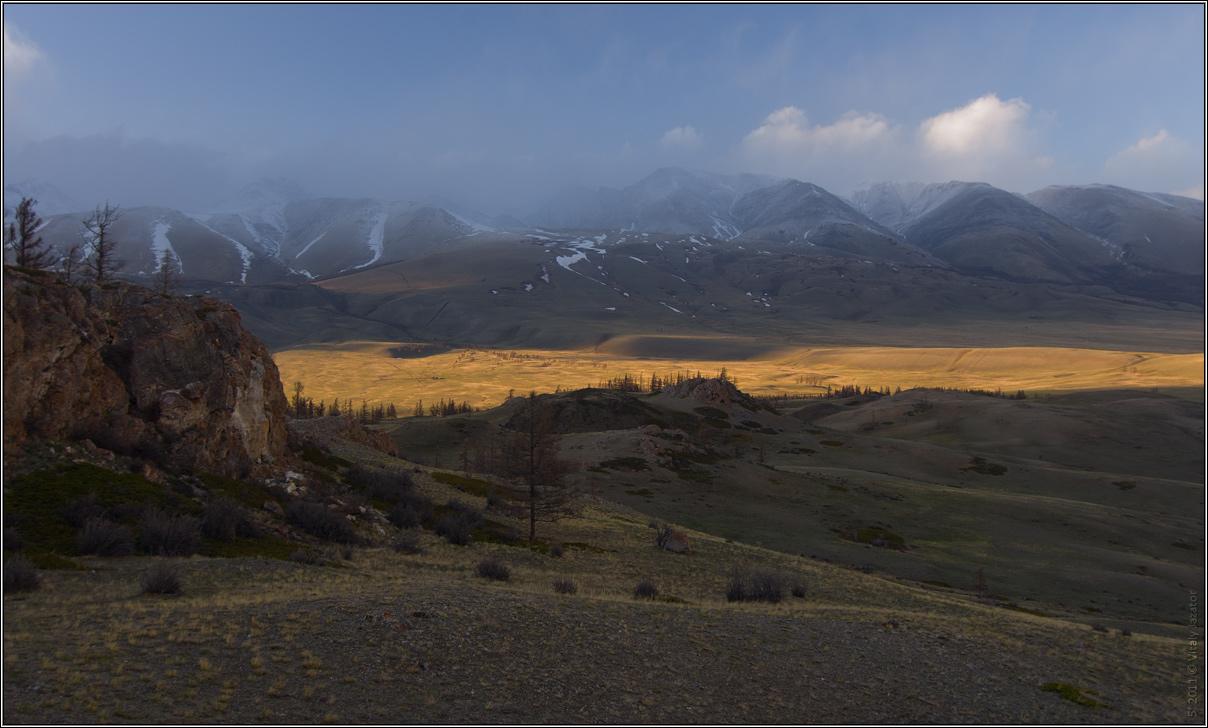 Курайская степь. Алтай. Путешествия по Алтаю - http://altai-photo.ru/dir