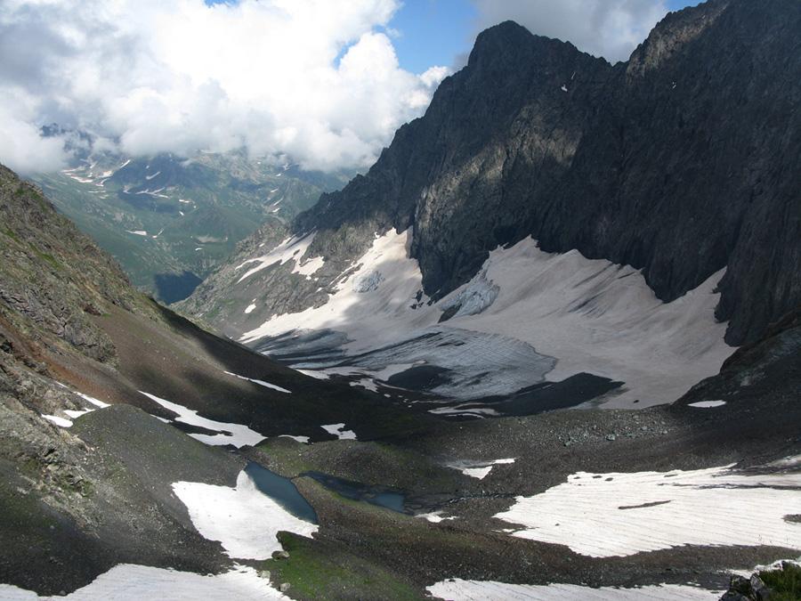ледник Псеашха