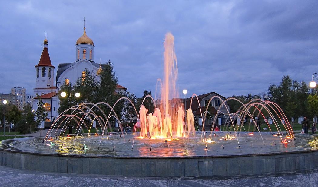 храм Казанской иконы. служба. вечер
