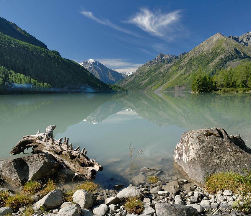 Алтай, Кучерлинское озеро.