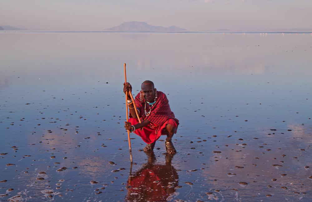 Закаты на озере Натрон.ТанзанияЕщё несколько дней и это сладкое слово -отпуск...Хорошего вам настроения и удачных снимков!