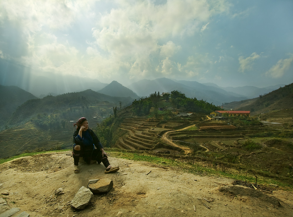 Северный Вьетнам. Сапа.