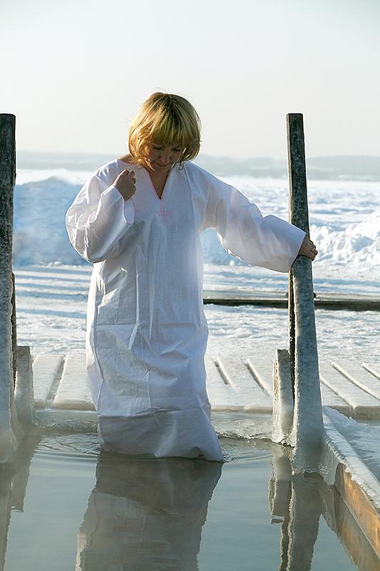 С праздником Крещение Господнем!