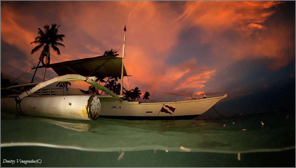 Филиппины. Остров Панглао.