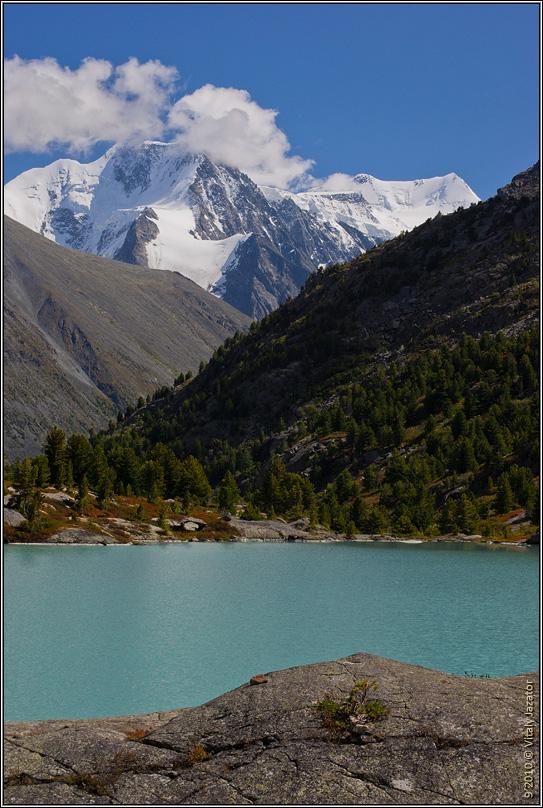 Алтай, озеро Дарашколь.