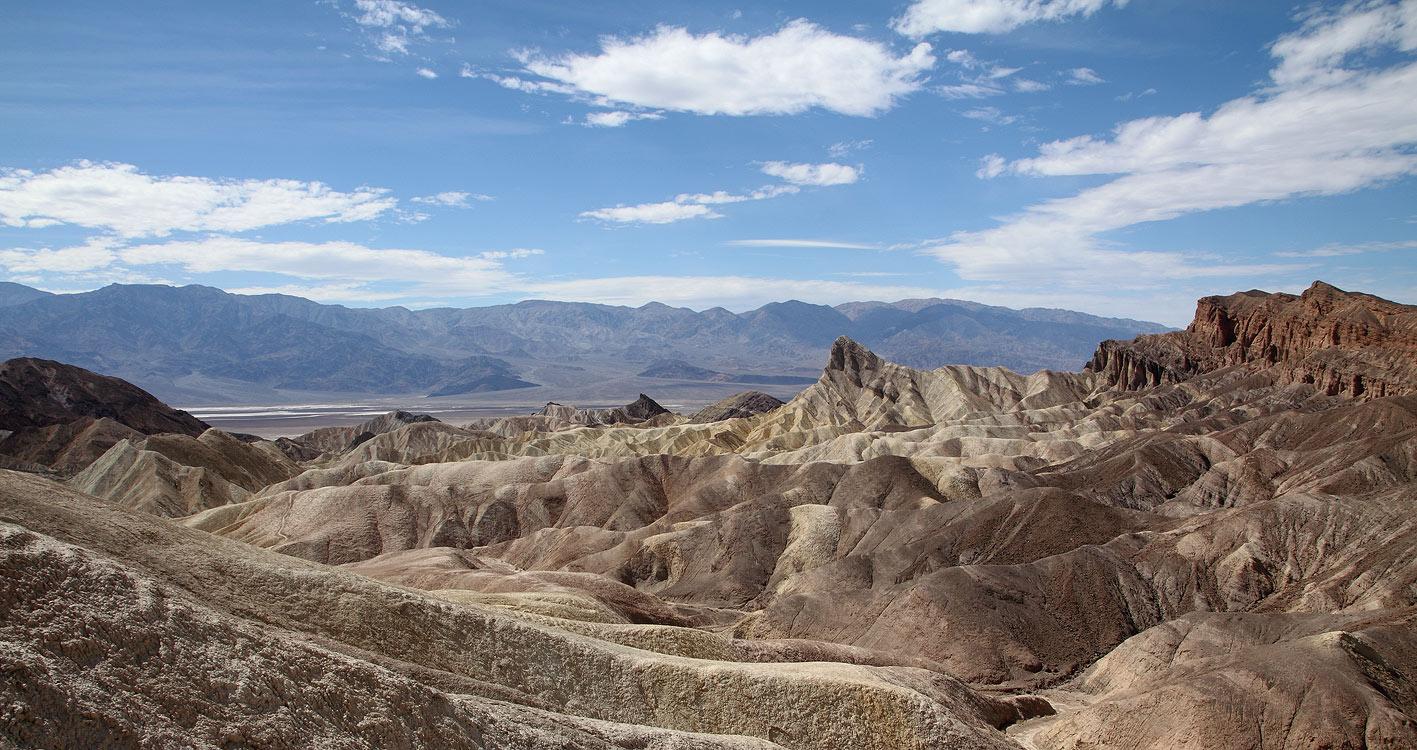 "Снимок сделан по пути в ""Долину смерти"", США штат Невада."