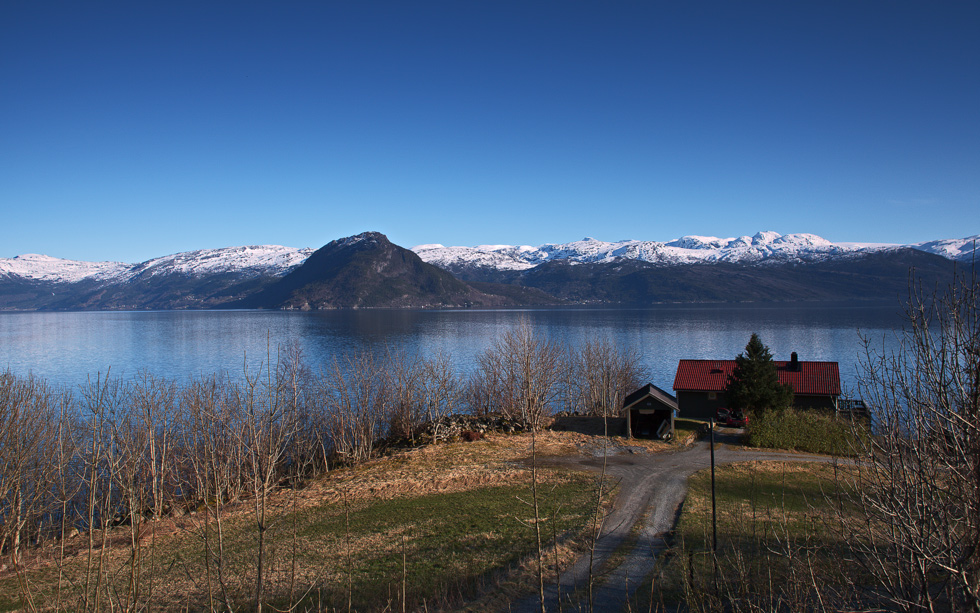 Фьерды, Норвегия.