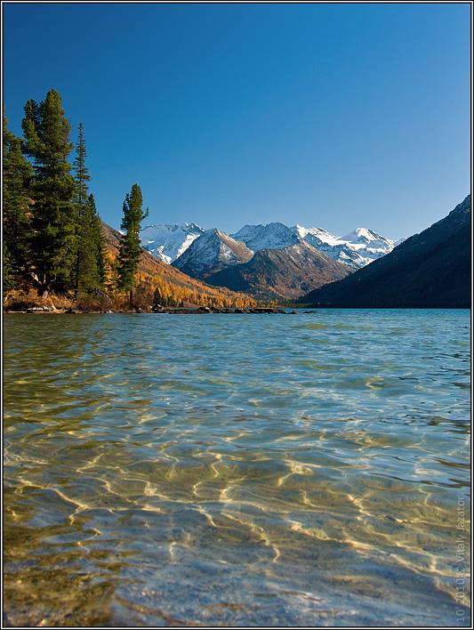 Алтай, Мультинские озёра. --- Приглашаем в поход по Алтаю - http://altai-photo.ru/dir/altai_2012/k_vershinam_krasoty/1-1-0-30