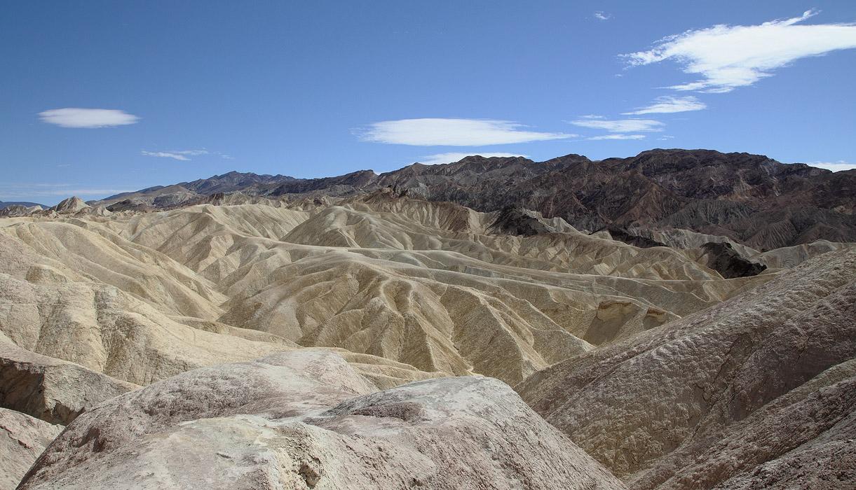 США. Штат Невада. Долина смерти.