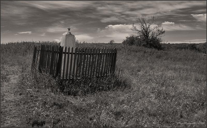 Запоздалая фотография в память о погибших в Великой Отечественной войне