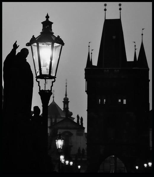 Mесто фотографирования, Карлов мост -Прага-1