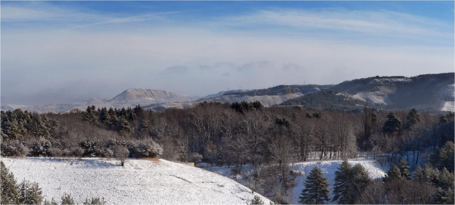 Кавказ. Февраль 2012 года.
