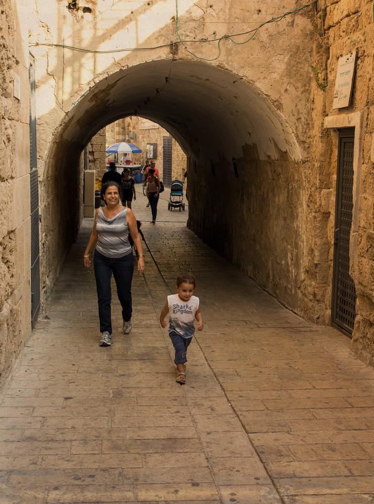Из путешествия по Израилю...На улицах древнего города Иерусалима