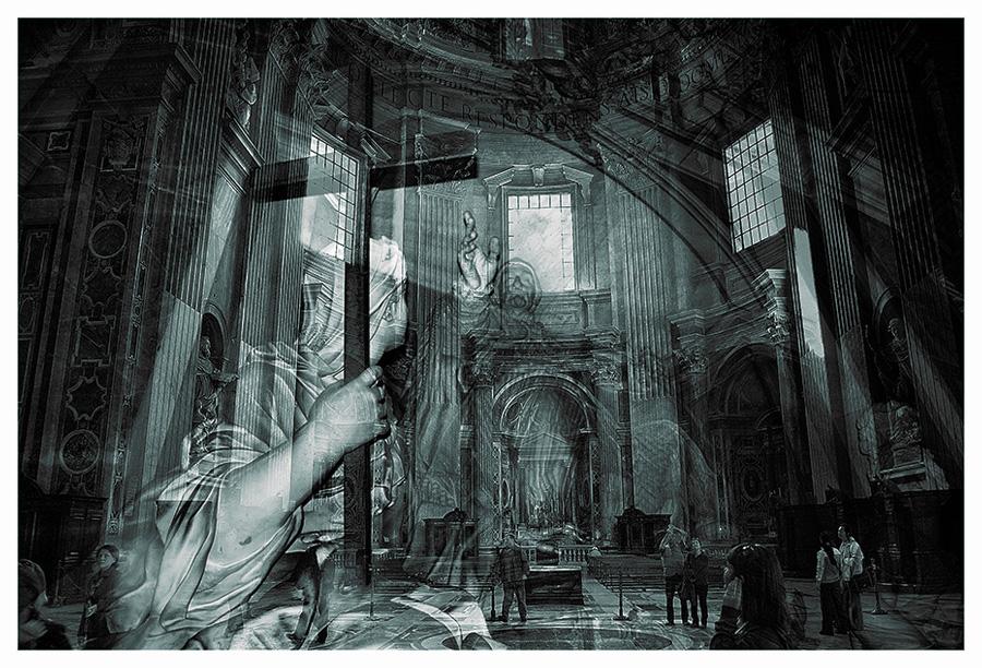 """""""...в Ватикане начались консультации по выборам нового Папы Римского..."""" (из прессы)"""