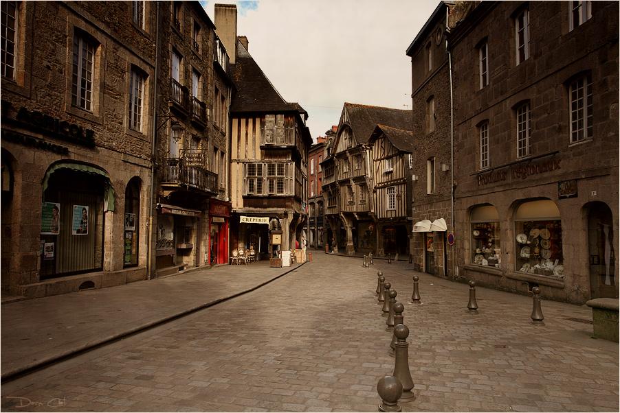 Франция. Динан. Май 2012