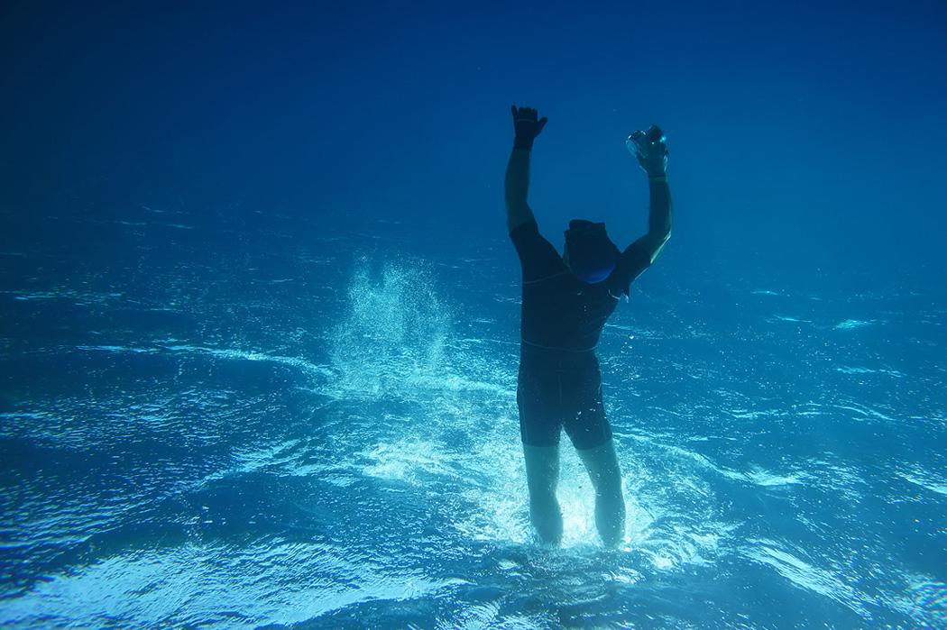 Ныряя в глубину, попадаешь в Подводный Космос!Красное море