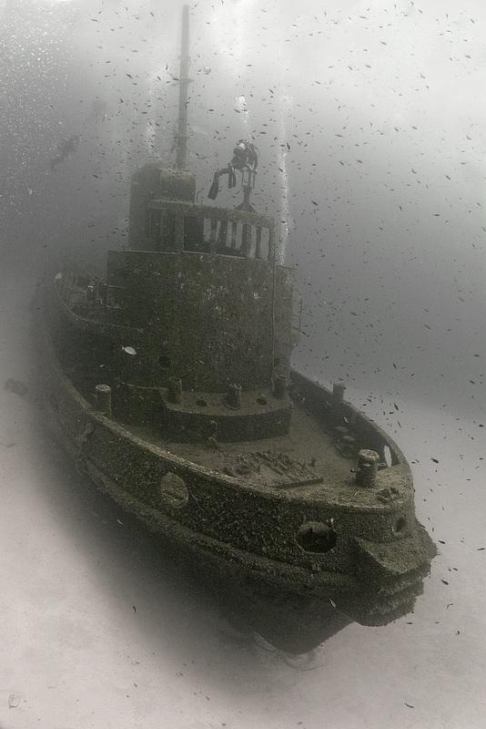 Мальта. под водой