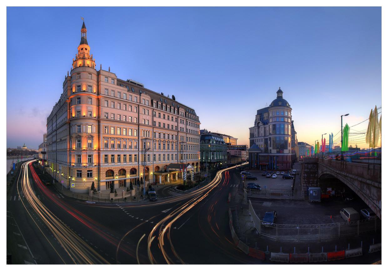 Гостиница Балчуг, Москва