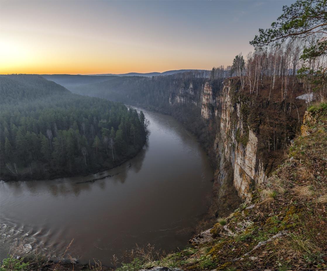 Горный Алтай. Река Ай.
