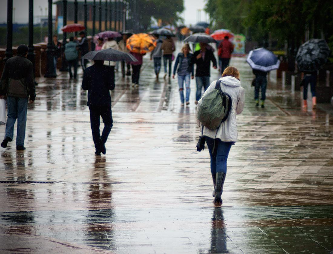 Снято сегодня ! Погода испортила праздник ... С Днём России всех ! :)