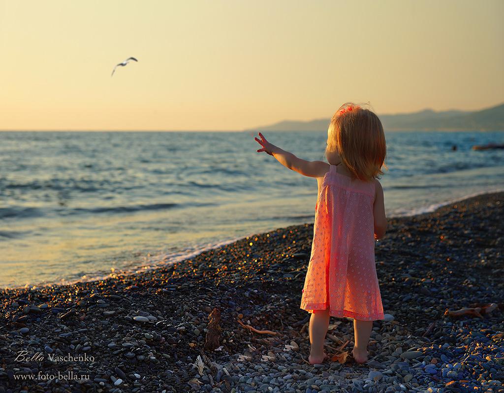 Детская фотосессия в Сочи