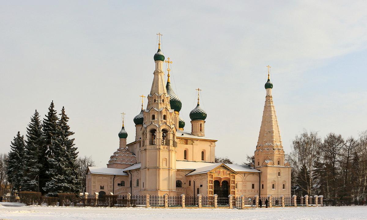 Ильинский храм, Ярославль