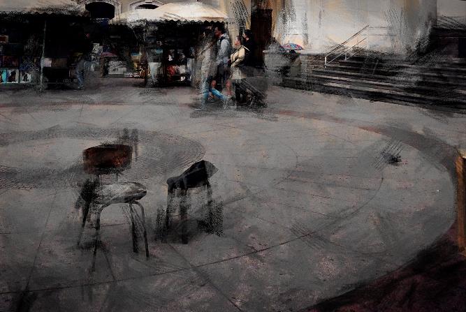арена и художнии Петербурга