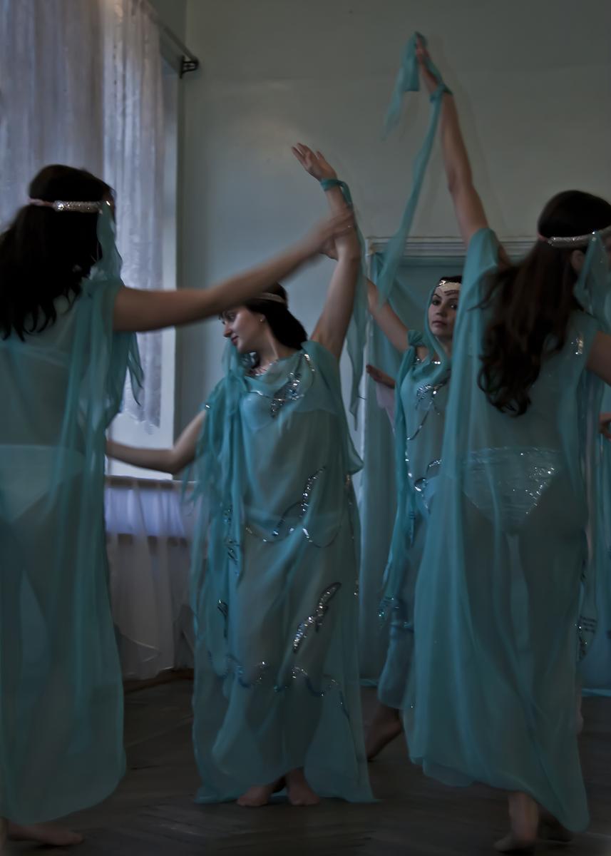 Урок, танец