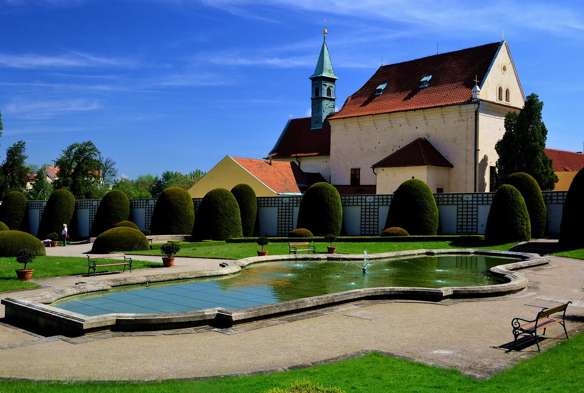 Mесто фотографирования, Градчаны-Прага-1