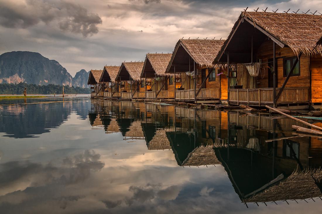 Таиланд. Национальный парк Као Сок.