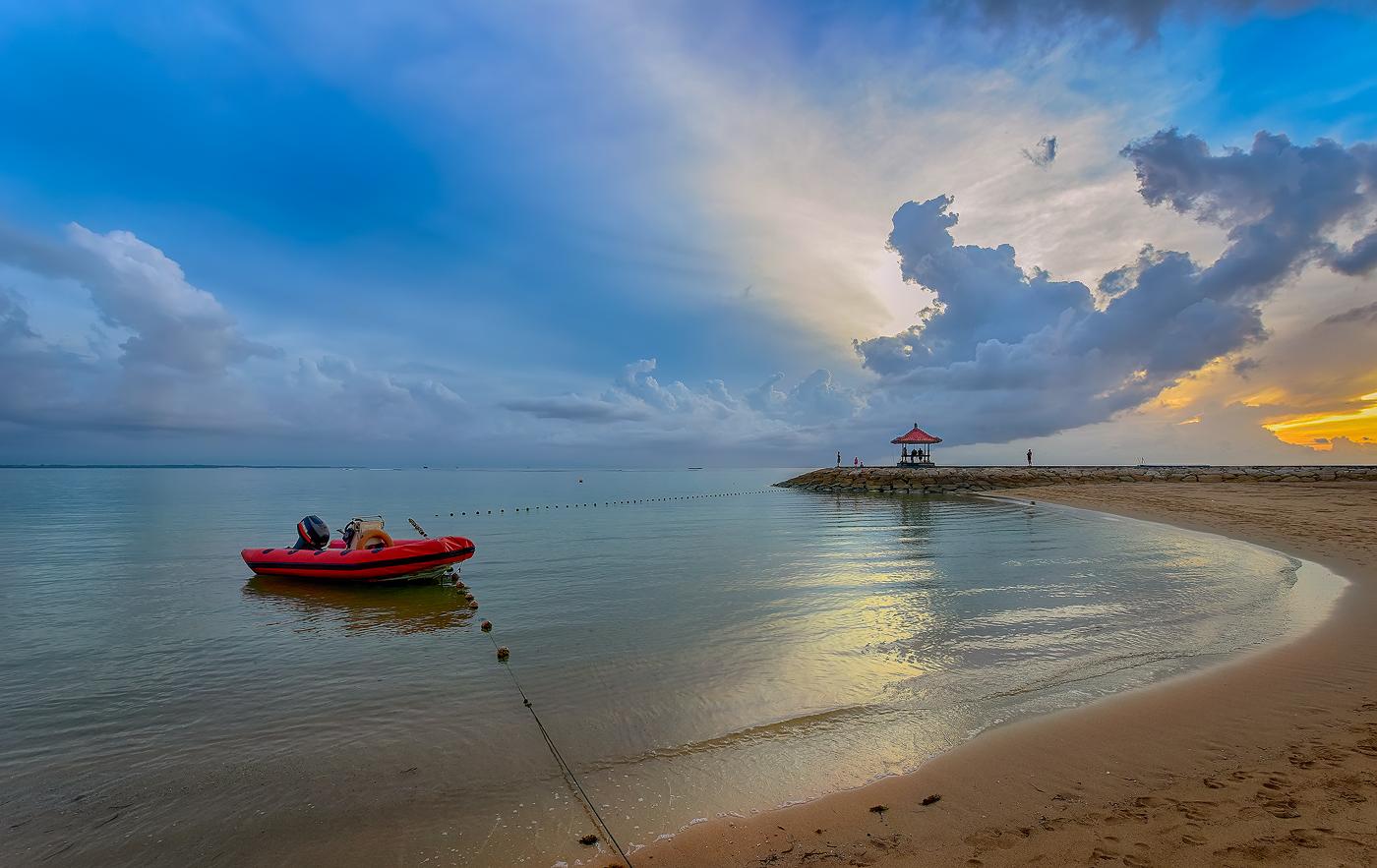 путешествие,пейзаж,морской,рассвет,Бали,