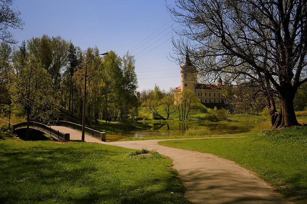 Май, Павловск, крепость БИП