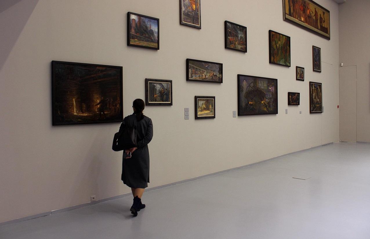 В Мультимедиа Арт-музее