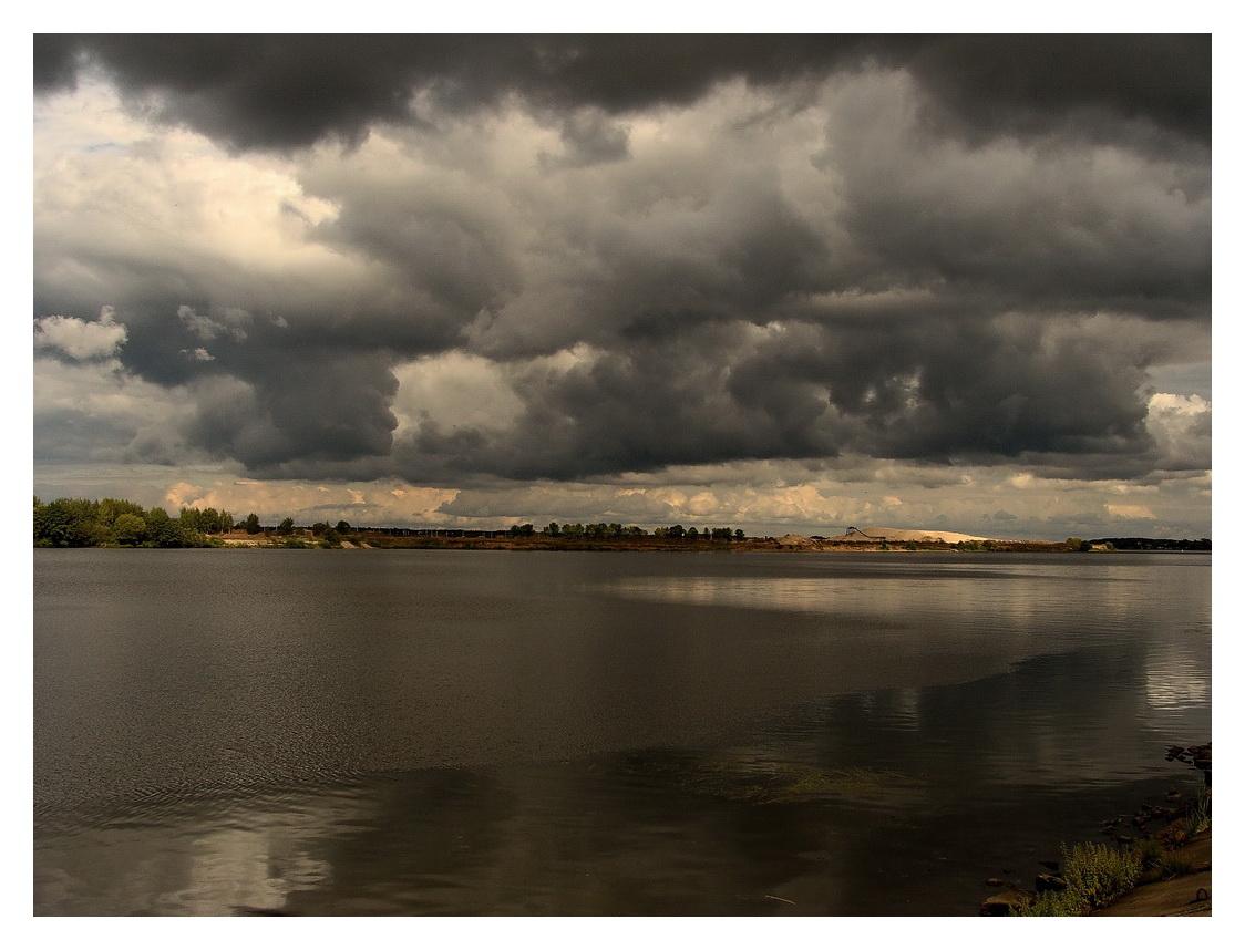 Дубна. Волга.
