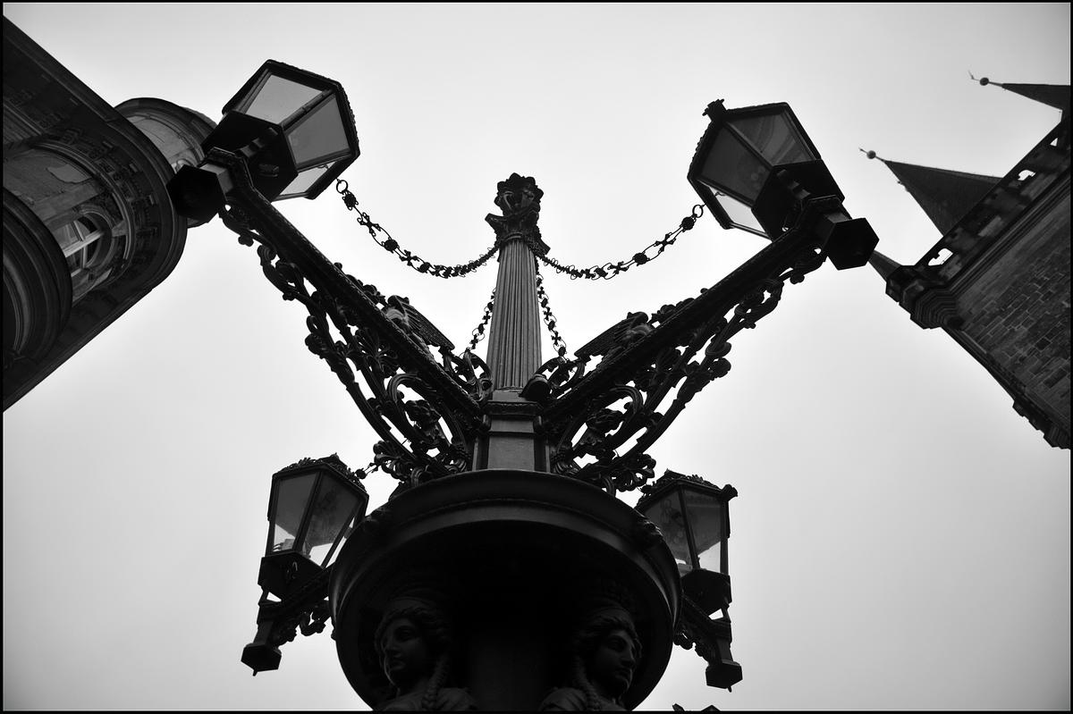 Mесто фотографирования, Дражицкого площадь-Мала Страна-Прага-1