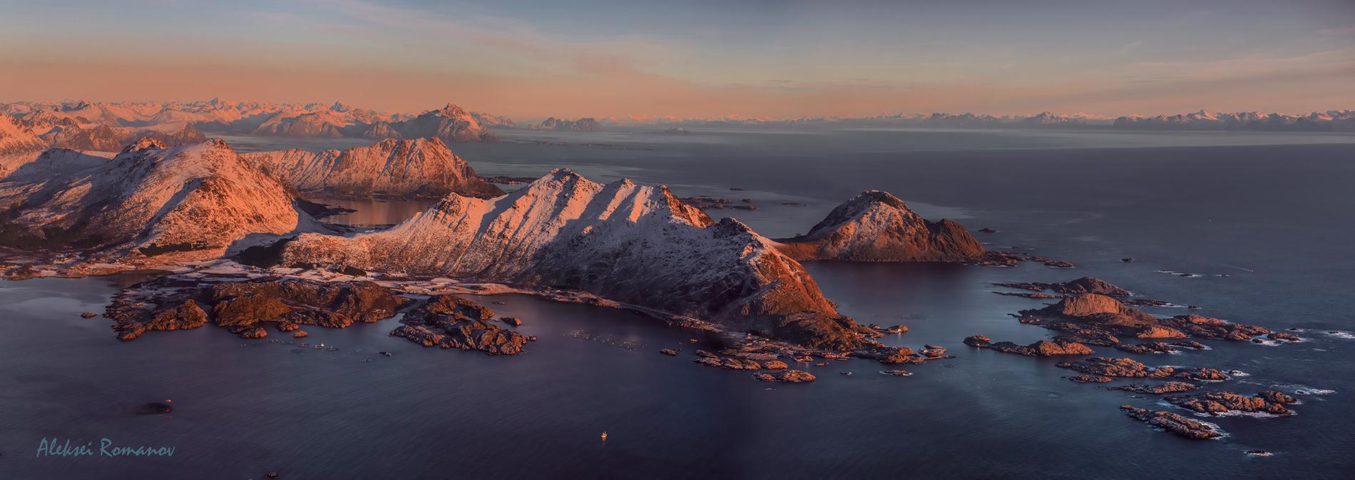 Лофотенские острова